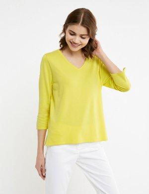 Пуловер GERRY WEBER. Цвет: citrus