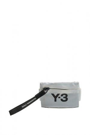 Ключница Y-3. Цвет: белый