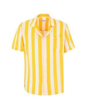 Pубашка DEDICATED.. Цвет: желтый