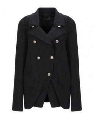 Пиджак LORELLA SIGNORINO. Цвет: черный