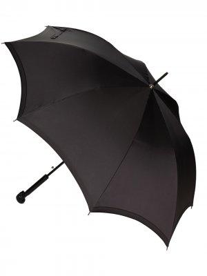 Зонт Skull Alexander McQueen. Цвет: черный