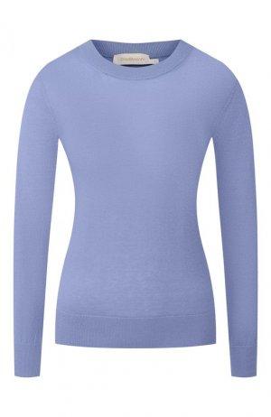 Кашемировый пуловер Zimmermann. Цвет: голубой
