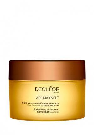 Крем увлажняющий Decleor 200 мл. Цвет: золотой