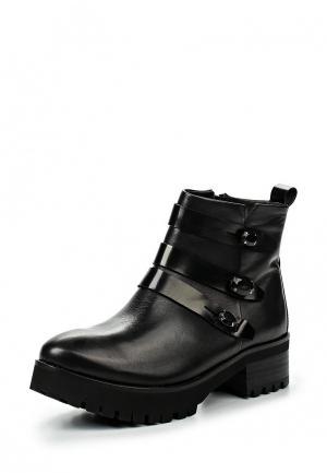 Ботинки Felmini FE020AWKKX60. Цвет: черный