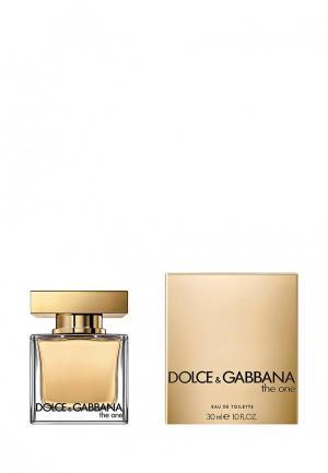 Туалетная вода Dolce&Gabbana The One ,30 мл