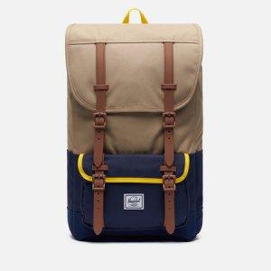 Рюкзак Little America Pro Herschel Supply Co.. Цвет: бежевый