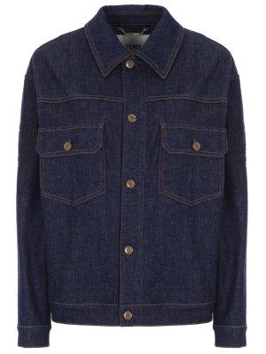Куртка джинсовая FENDI