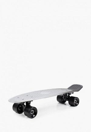 Скейтборд Termit Круизер 22. Цвет: черный