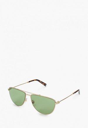 Очки солнцезащитные Givenchy GV 7157/S PEF. Цвет: золотой