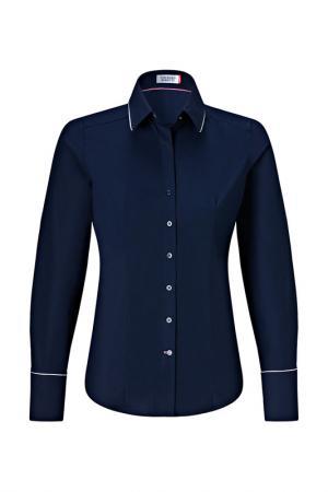 Рубашка Vincenzo Boretti. Цвет: dark blue