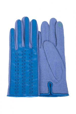 Перчатки Dali Exclusive. Цвет: синий
