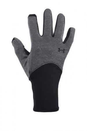Перчатки Liner Under Armour. Цвет: черный