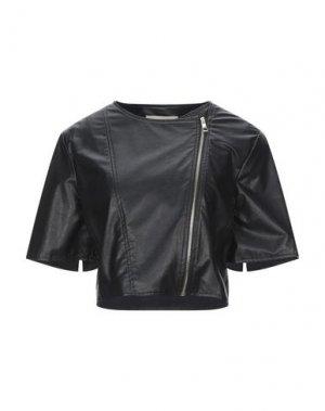 Куртка KARTIKA. Цвет: черный