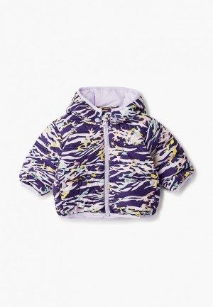 Пуховик adidas Originals DOWN JACKET. Цвет: фиолетовый