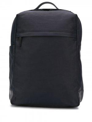 Рюкзак Brick Ally Capellino. Цвет: синий