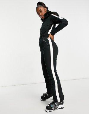 Черный горнолыжный костюм Snowfall-Черный цвет Dare 2b