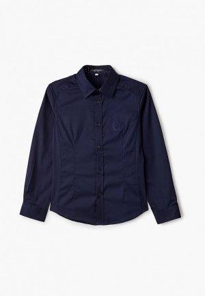 Рубашка Choupette. Цвет: синий