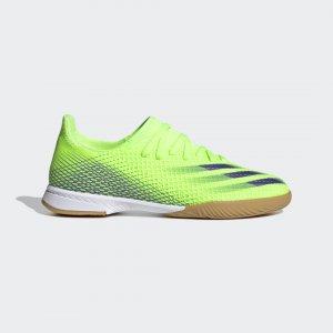 Футбольные бутсы (футзалки) X Ghosted.3 IN Performance adidas. Цвет: белый
