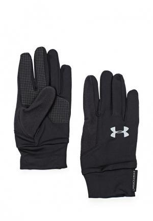 Перчатки Under Armour Youth UA Liner. Цвет: черный