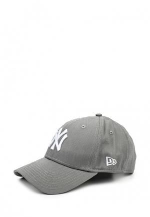 Бейсболка New Era ENTRY LEVEL MLB 9FORTY. Цвет: серый