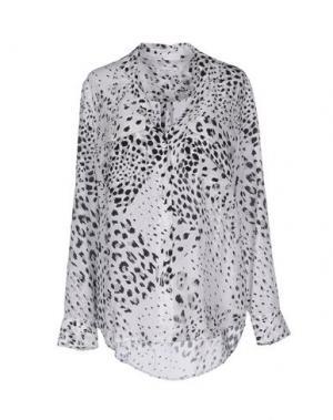 Pубашка EQUIPMENT. Цвет: светло-серый