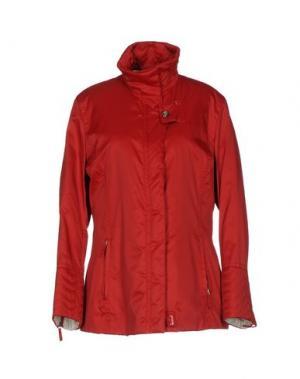 Куртка PIRELLI PZERO. Цвет: красный