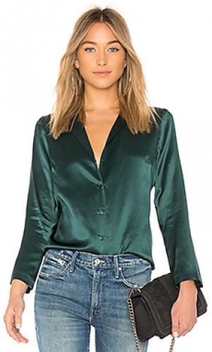 Рубашка yvonne Amanda Uprichard. Цвет: нейтральный