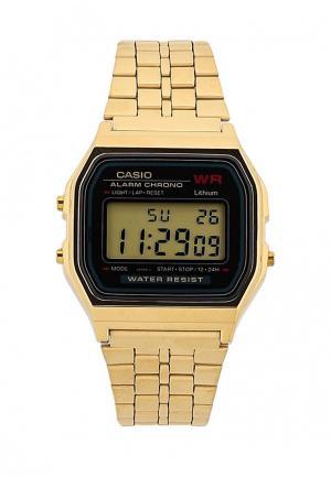 Часы Casio Collection A-159WGEA-1E. Цвет: золотой