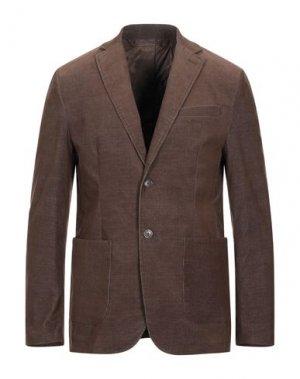 Пиджак LIU •JO MAN. Цвет: коричневый