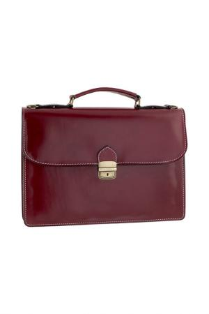Briefcase ORE10. Цвет: red