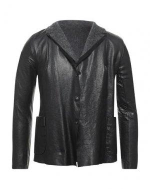 Пиджак SALVATORE SANTORO. Цвет: черный