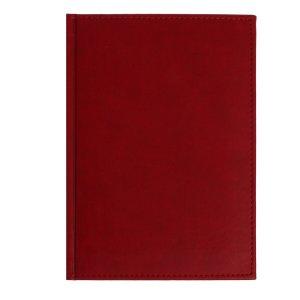 Ежедневник датированный а5 на 2022 год, 168 листов, обложка искусственная кожа vivella, коричневый Calligrata