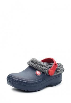 Сабо Crocs Classic Blitzen III Clog K. Цвет: синий