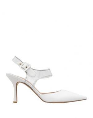 Туфли BRUNO PREMI. Цвет: белый