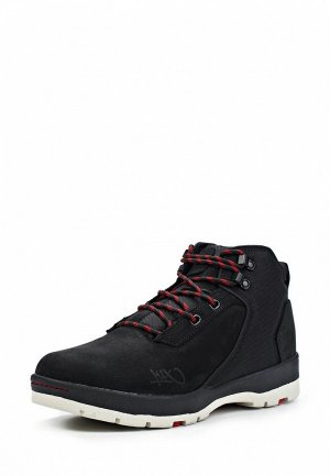 Ботинки K1X KX001AMKM463. Цвет: черный