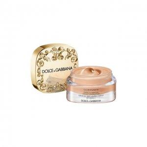 Тональный крем Gloriuoskin SPF 20, оттенок 220 Sand Dolce & Gabbana. Цвет: бесцветный