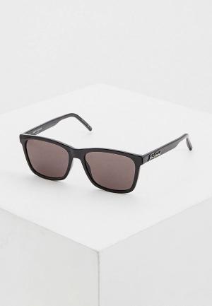 Очки солнцезащитные Saint Laurent SL 318 001. Цвет: черный
