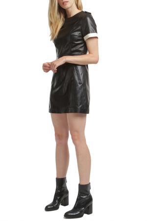 Платье HElium. Цвет: черный