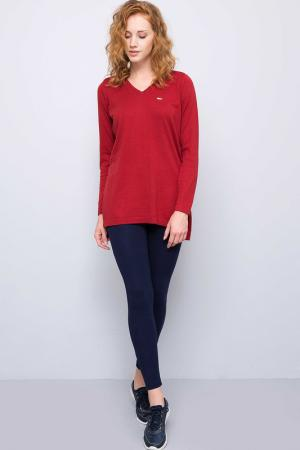 Пуловер U.S. Polo Assn.. Цвет: kr0227 красный
