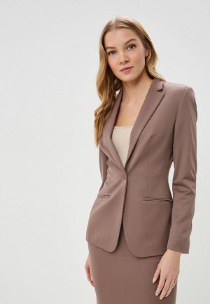Пиджак la Biali. Цвет: коричневый