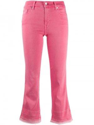 Укороченные джинсы Bootcut 7 For All Mankind