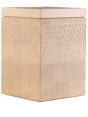 Коробка для хранения Branco Zanat. Цвет: нейтральные цвета
