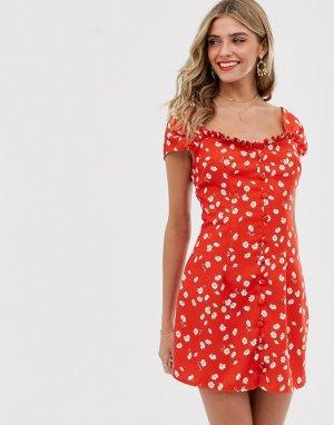 Платье мини Finders Keepers