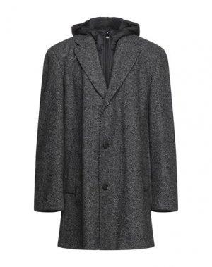 Пальто FÉRAUD. Цвет: черный