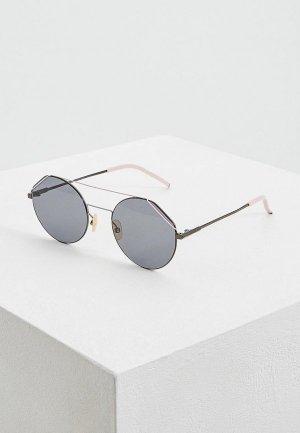 Очки солнцезащитные Fendi FF M0042/S V81. Цвет: розовый