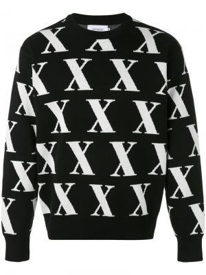 Джемпер Generation X Joyrich. Цвет: чёрный