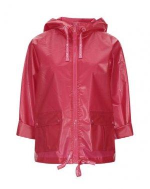 Куртка ELISABETTA FRANCHI. Цвет: красный