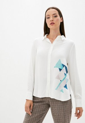Блуза Baon. Цвет: белый