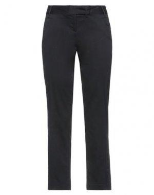 Повседневные брюки FULL CIRCLE. Цвет: черный