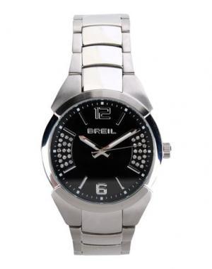 Наручные часы BREIL. Цвет: черный